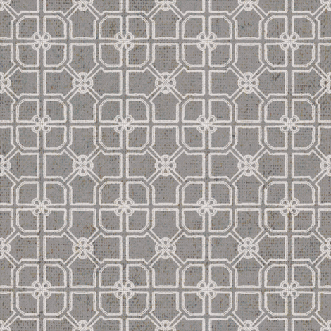 Maze - Warm Grey fabric by kristopherk on Spoonflower - custom fabric