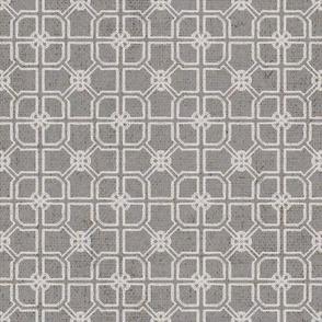 Maze - Warm Grey