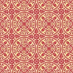 Cross-Stitch Red