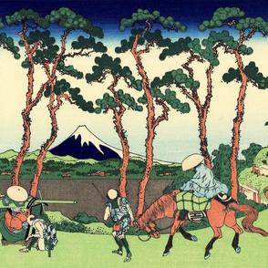 Hodogaya on the Tōkaidō