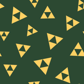Triforce Tossed