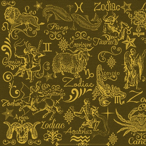 GOLDEN  ZODIAC