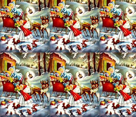 Spoonflower_angels_sleigh_shop_preview