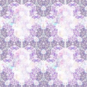 Kaleidoscope Fern Fractal