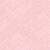 Outline Pink/White