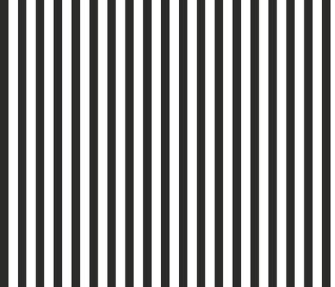 stripes black fabric by gullekorv on Spoonflower - custom fabric