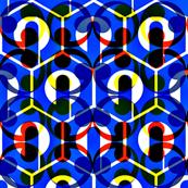 Primary Hexagon Jumble
