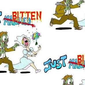 Just Married Zombies