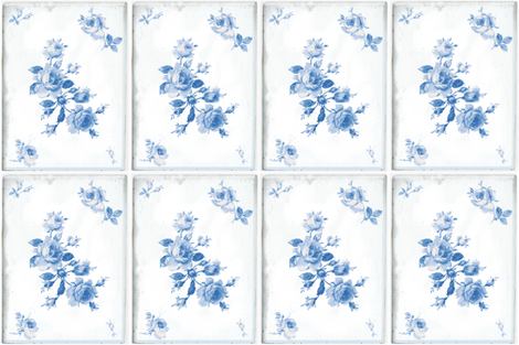Swedish Stove Tiles fabric by lilyoake on Spoonflower - custom fabric