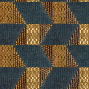 Patch Quilt - denim