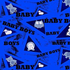baby boy animals