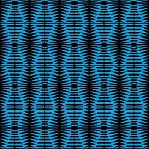 Serpentine Drum Beat Aqua