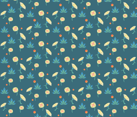 cleo-scatter-1 fabric by blotchandthrum on Spoonflower - custom fabric