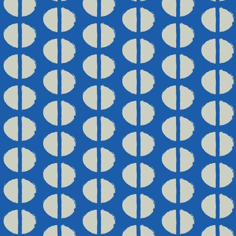 windows-blue-2 fabric by miamaria on Spoonflower - custom fabric