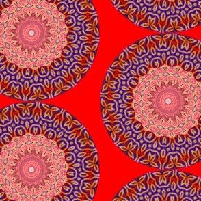 Moroccan Vibe Mandala 1