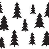 forest tree simple - elvelyckan design