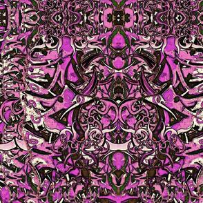 Gothic Grunge in Pink