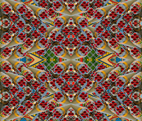 Rocket Power fabric by whimzwhirled on Spoonflower - custom fabric