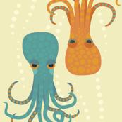 octopus sea
