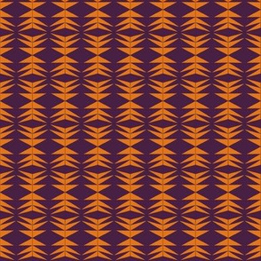 Arrows Orange Purple