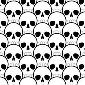 skull pile 1