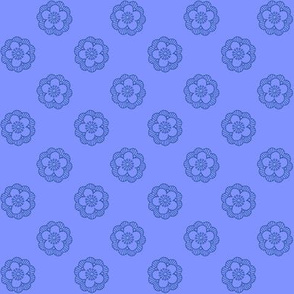 sakura in carolina blue