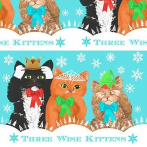 Holiday Cats // Holiday Kittens