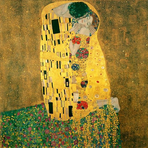 Klimt - The Kiss (custom size)