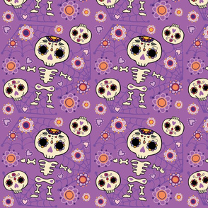 Little Sugar Skeleton