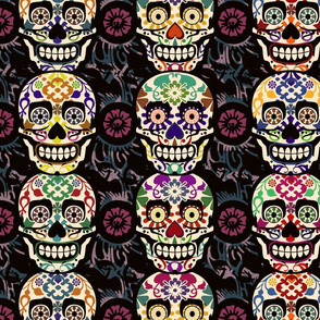 Sweet and Happy Calaveras