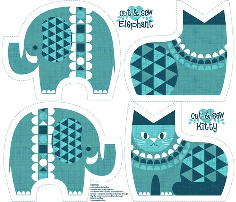 Elephant_kitty_blue_shop_preview