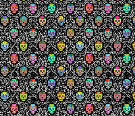 Bright_calaveras_damask_pattern_smaller_shop_preview