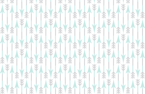 arrows fabric by paperplane on Spoonflower - custom fabric