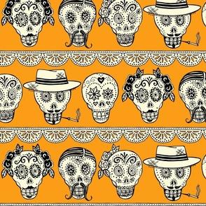 La Galeria de los Muertos