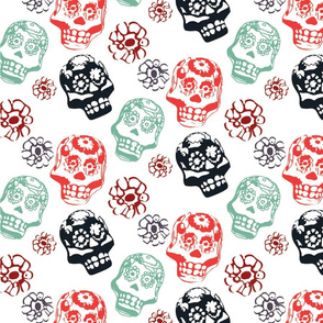 The Dance of the Sugar Skulls