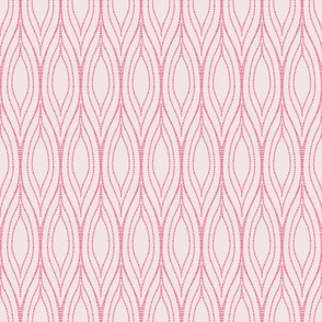 VINTAGE BACKGROUND OGEE pink