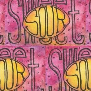 Sweet n Sour Lemon