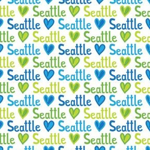 Seattle Love (Small)