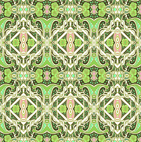 Take Me Back to 1914 fabric by edsel2084 on Spoonflower - custom fabric