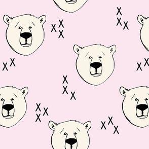 Polar Bear // lace