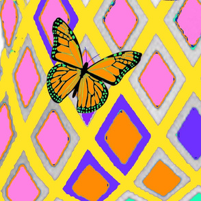 butterfly diamonds