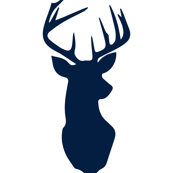 navy buck // Rustic Woods