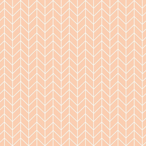 chevron blush