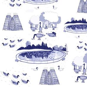 Lake Merritt Pattern