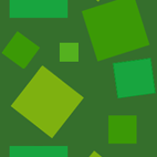 Green Square Grass - Animal Crossing