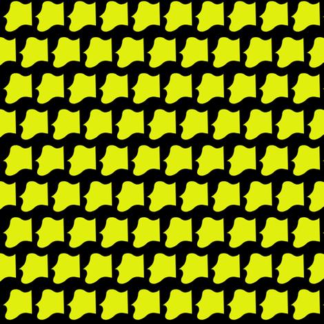 Melting Butter fabric by eve_catt_art on Spoonflower - custom fabric