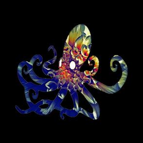 Octoflowerblack