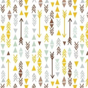 Southwest arrows