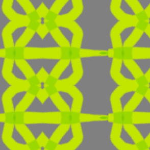 lime grey pattern tell3people