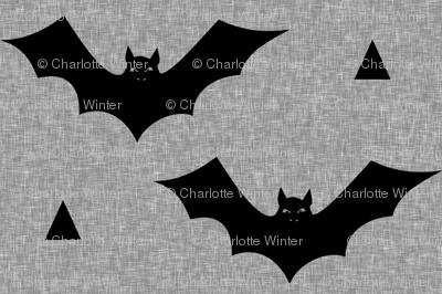 bat light grey
